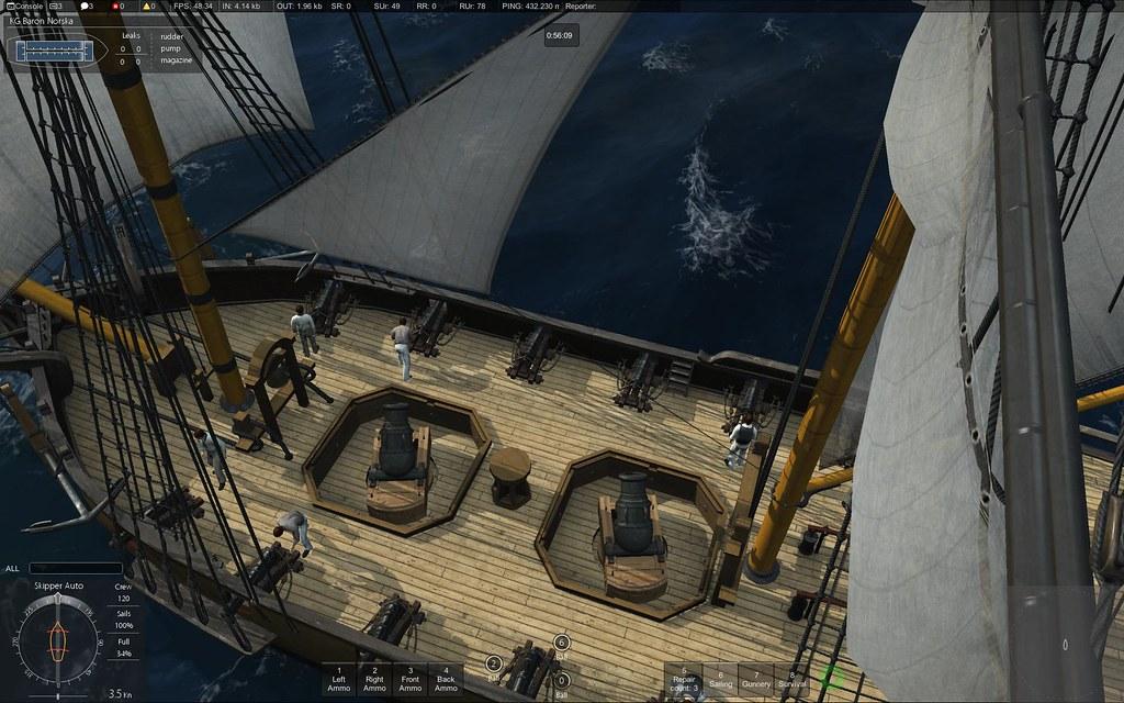 Mortars On Ships : Naval action beta tester screenshots inside age of