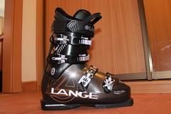 Dámské sjezdové boty LANGE - titulní fotka