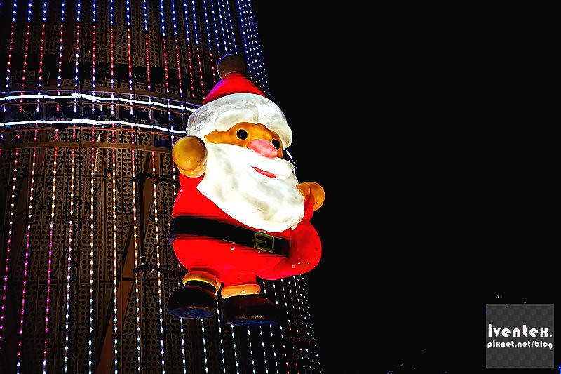 22刀口力2014新北市歡樂耶誕城新北市市民廣場耶誕樹.