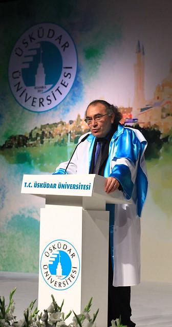 Üsküdar Üniversitesi 2015 ön lisans ve yüksek lisans mezunlarını verdi 4