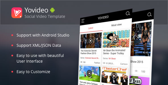 YoVideo v1.6.3 - Social network of video (android)