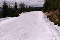 I v dubnu se dá u nás lyžovat