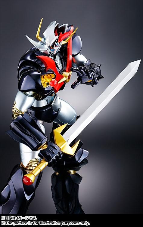 【更新官圖&販售資訊】超合金魂 GX-75 「魔神凱薩」 超魄力登場!マジンカイザー