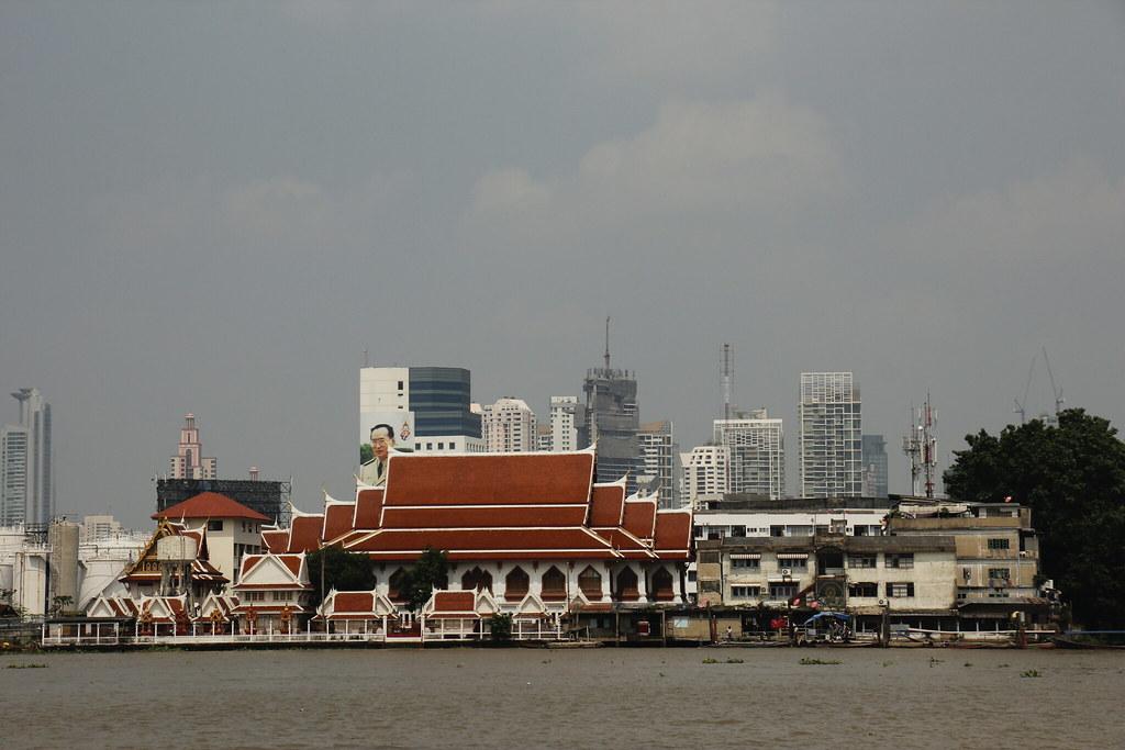 Bangkok fra søsiden
