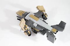Talon Dropship 03