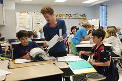 6th grade parent day: spanish
