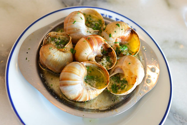Burgundy Escargots