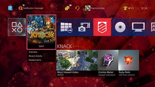 PS4 Theme: Spiral (Bottom)