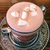 Only hot chocolate made me calm now Friday finally...