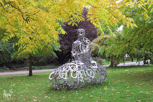 Frieze Park -  Jaume Plensa