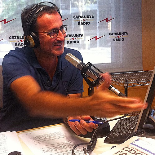 Amb @xgraset a L'oracle de Catalunya Ràdio #barcelona #catalunya #catalonia #mediterrania #igerscalella #igersmaresme #igersbarcelona #igerscatalunya #radio #tertulia #periodisme