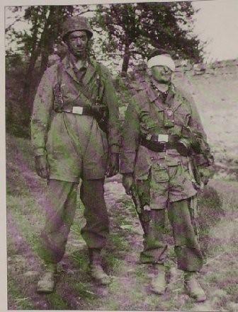 El soldado Ernst Grechza
