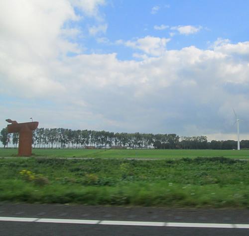 landscape / sculpture