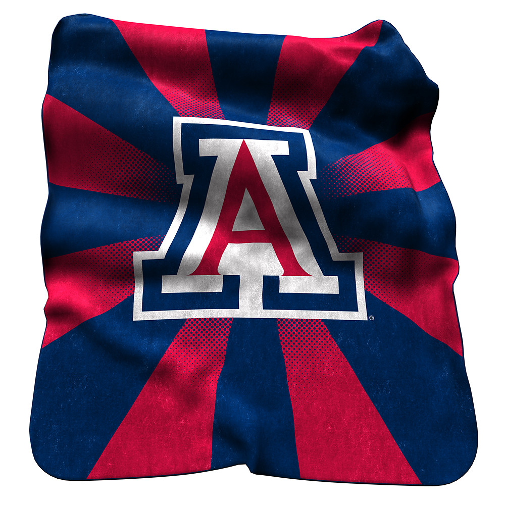 Arizona Wildcats NCAA Raschel Blanket