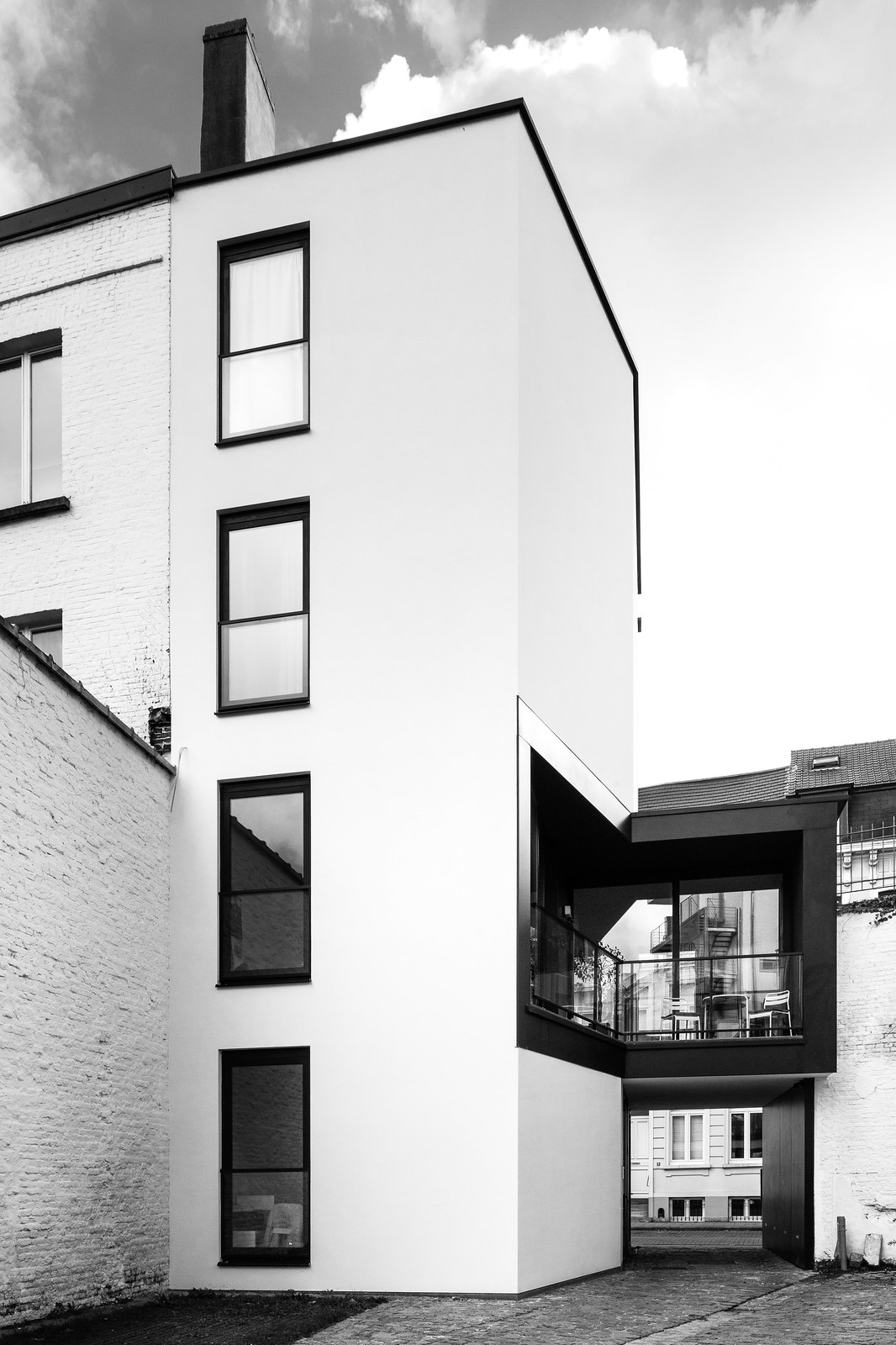 Architect: Wim Lahousse - www.orarchitecten.be