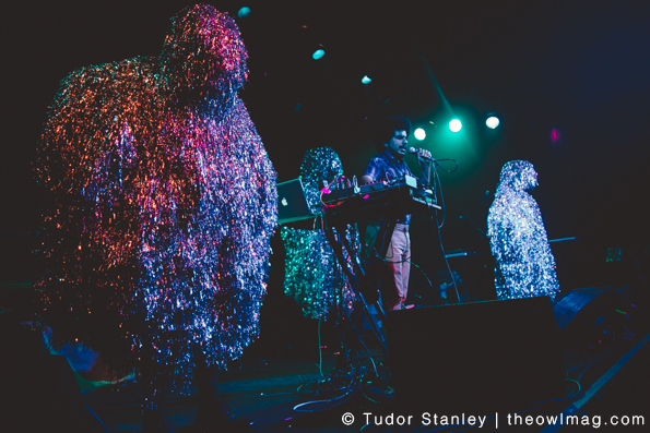 Helado Negro @ The Independent, SF 10/19/14