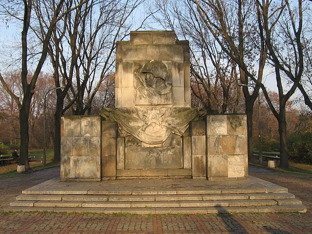 Soviet Soldiers Memorial