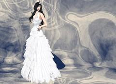 Whimsical Imaginarium - White Swan