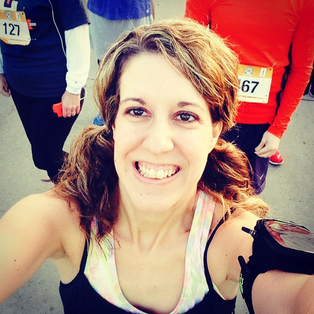 Woot!! I managed a 10k PR at the Gumbo Flats Pumpkin run. 54:34!! That is 2.5 minutes off of last years run. I am so, so excited!!! Yeahhh! It is great when hard work pays off! 👍😄😄😄😄😄