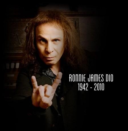 Ronnie James Dio RIP (07/10/42 - 05/16/10)