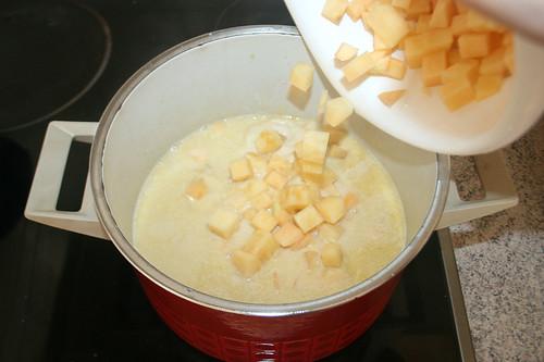 23 - Steckrüben hinzu geben / Add turnip