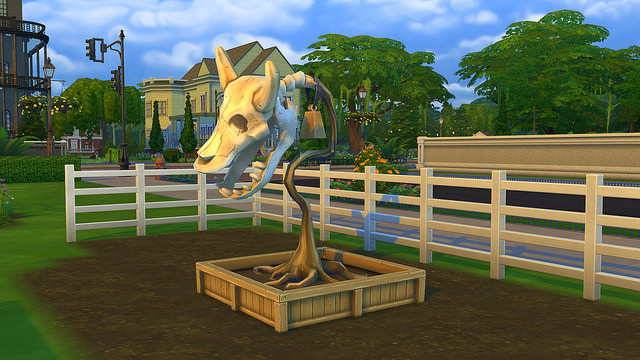 cowplant the sims 4 8