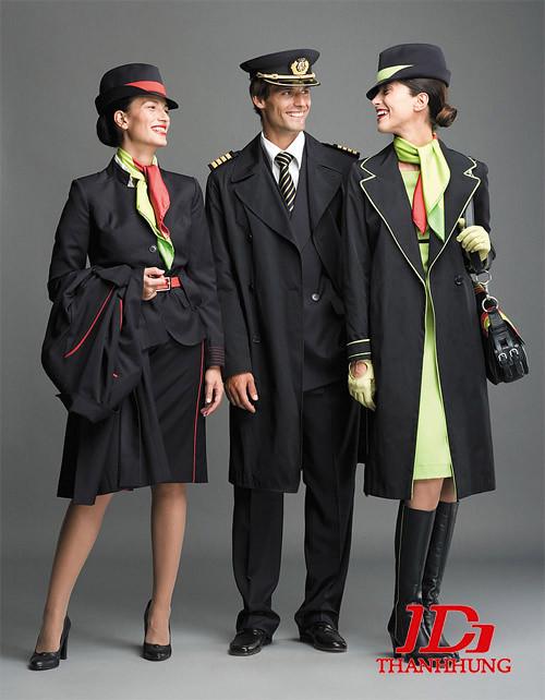 Đồng phục tiếp viên hàng không các nước, hãng ĐẸP nhất 6