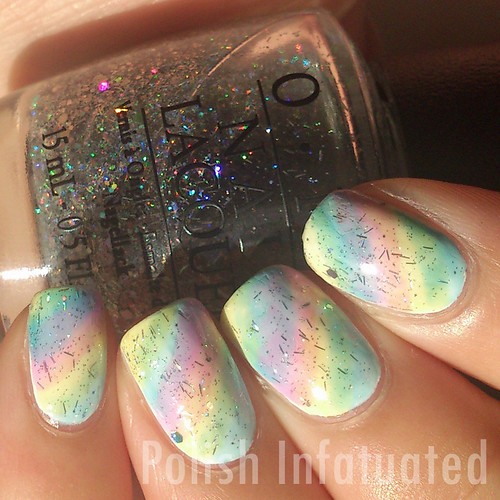 sheer tint rainbow