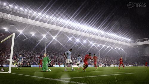 《FIFA 15》Liverpool
