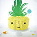 kawaii pineapple cake