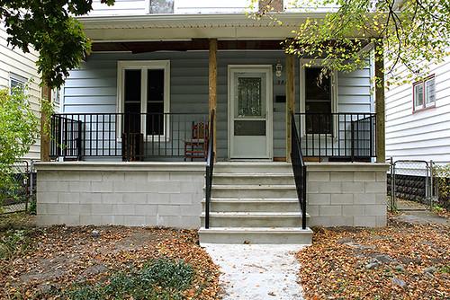porch complete