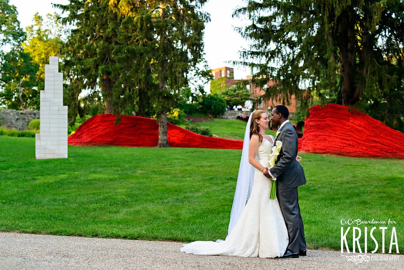 DeCordova Sculpture Park and Museum Wedding
