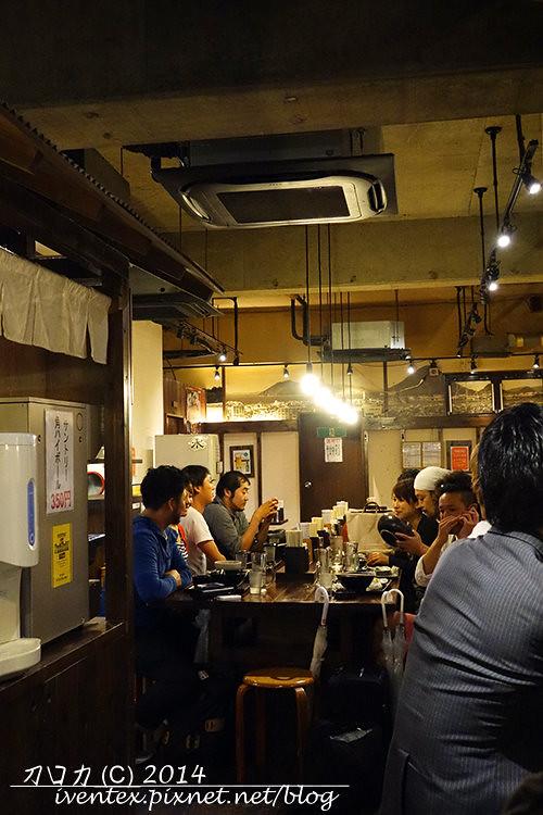 21刀口力日本東京麵通團牛肉烏龍麵