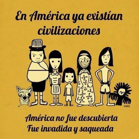 ¿Día de la Hispanidad?