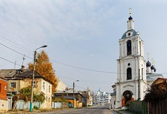 Храм на ул.Смоленской, г.Калуга