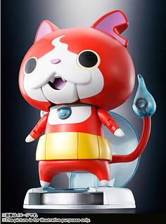 妖怪手錶人氣角色「吉胖貓」超合金化!