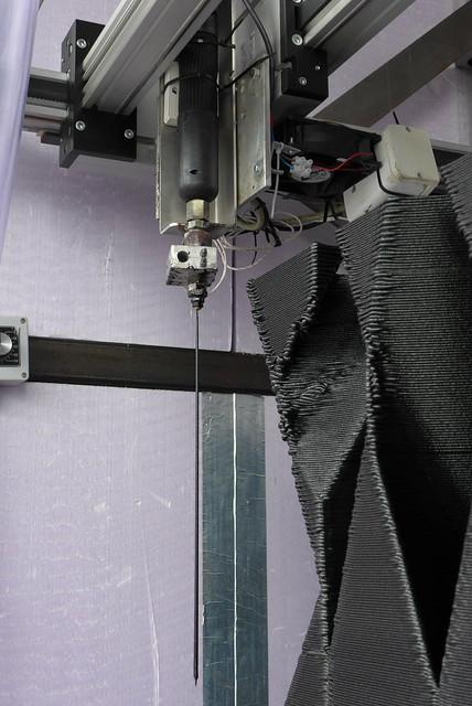 KamerMaker print head
