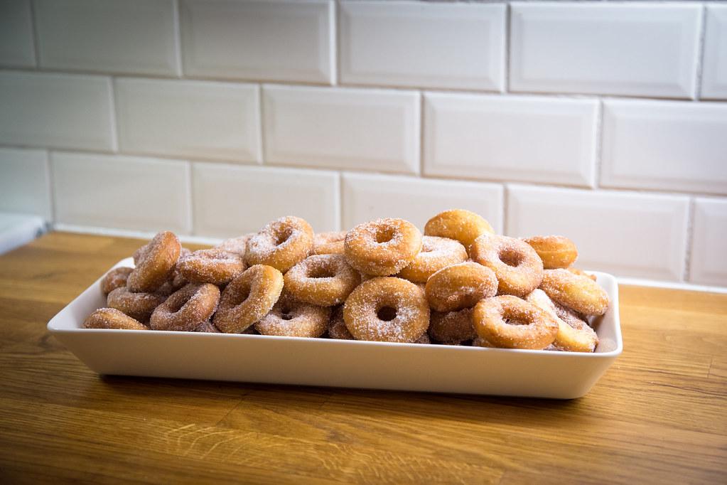 Tiny Donuts