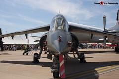 ZJ648 - 0009 - Royal Air Force - Dassault Dornier Alpha Jet A - Fairford RIAT 2006 - Steven Gray - CRW_1547