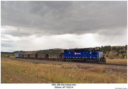 railroad train montana diesel railway trains locomotive trainengine mrl elliston emd sd402 sd40 montanaraillink sixaxle sdp40 sdp402xr sd402xr sdp402