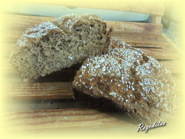 'SODA BREAD' INTEGRAL DE TRIGO SARRACENO