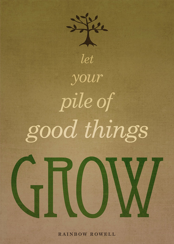 Good things grow
