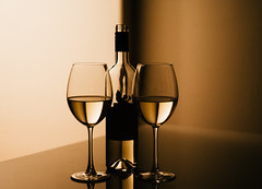 Wine is fine...