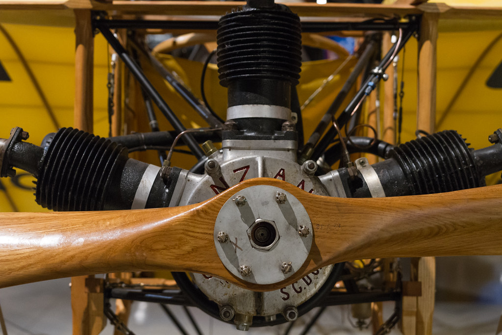 airplane engine EAA 2014