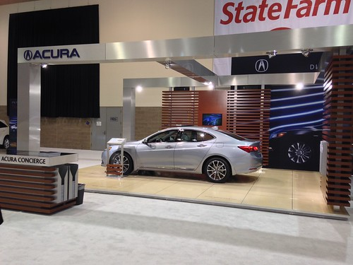 2014-2015 Seattle International Auto Show at CenturyLink Field Event Center