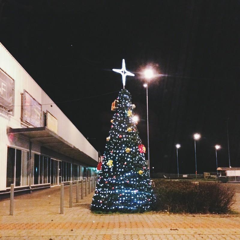 A Tesco Christmas (10/20/14)