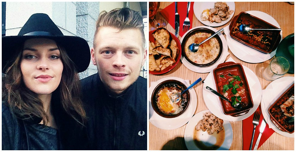 Josephine's tapas restaurant Aberdeen