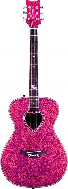 pinkglitterguitar