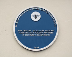 Photo of Blue plaque number 32900