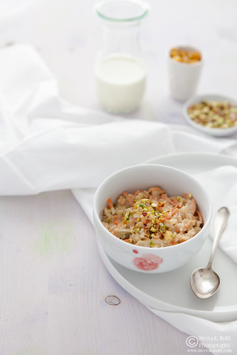 Indian Spiced Carrot Rice Pudding (0051